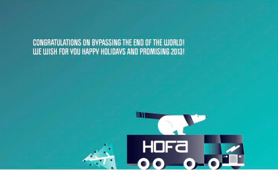 Hofa video greetings