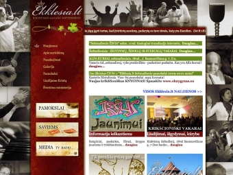 The Christian community website