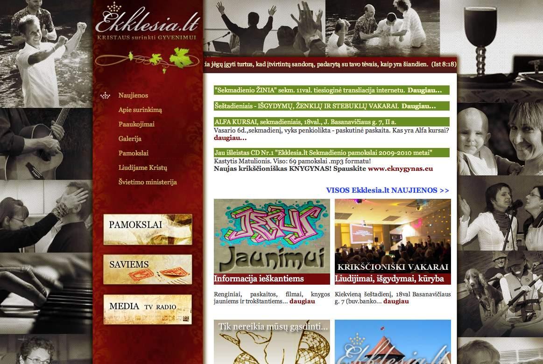 The Christian community website