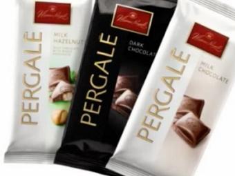 Šokoladas Pergalė Postprodukcija