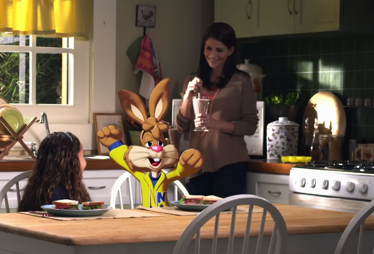Nesquik Compositing & Postproduction