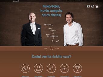 StartUp Kalbų dirbtuvės