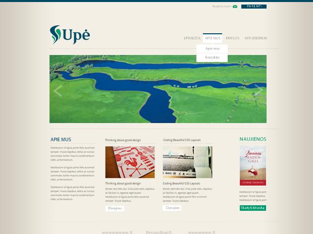 Website & E.Shop for Book Publisher